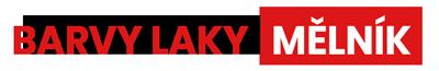 Barvy Laky – Mělník Logo